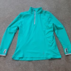 Lands' End Cycling/Multisport Thermal Top, NWOT